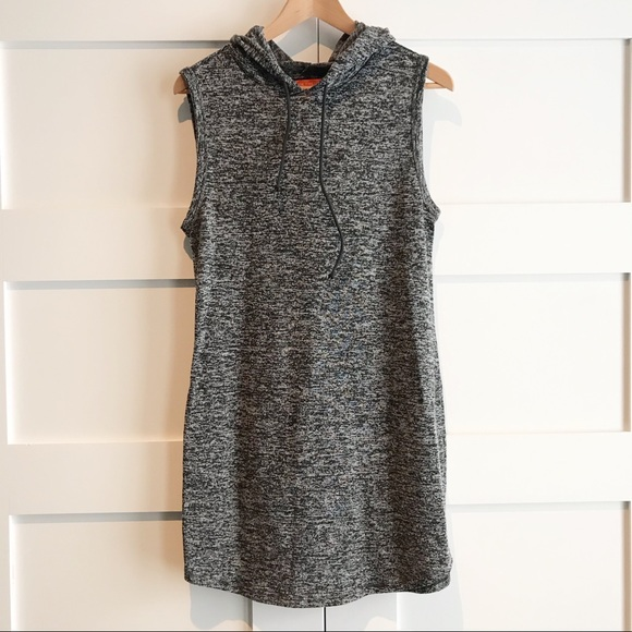 Joe Fresh active hooded dress